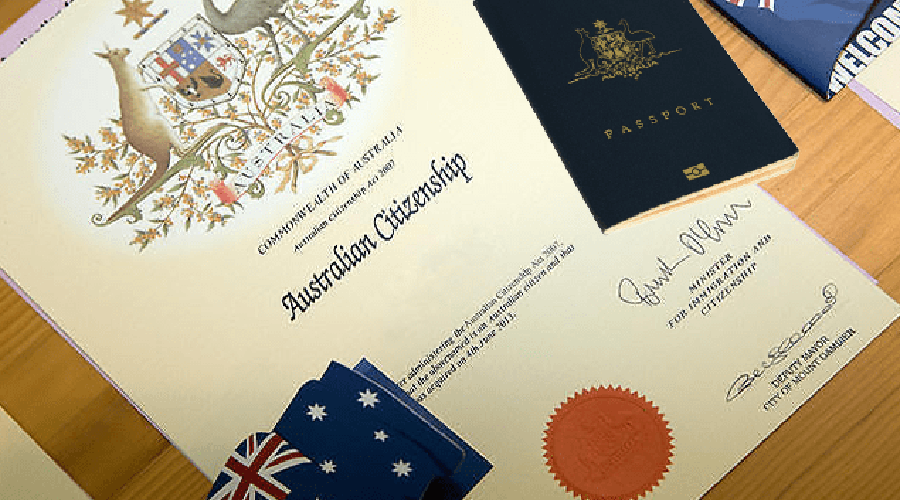 Australian Citizenship approvals Increased