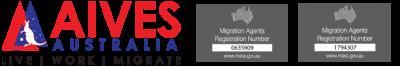 Aives Australia Logo